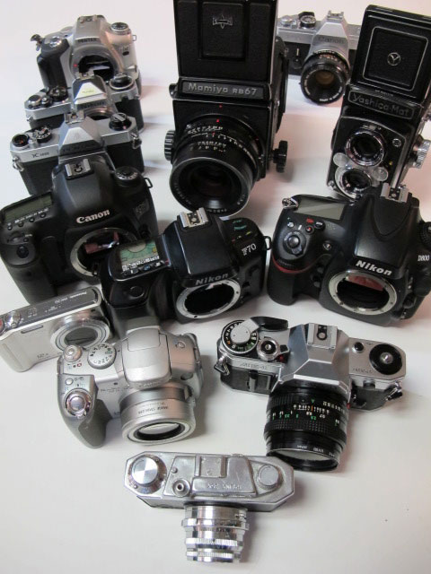 camera repair vancouver, camera repairs vancouver